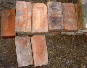 Red Clay Bricks - Firebricks substitute
