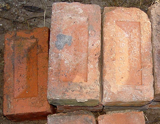 Old Red Clay Solids As Firebrick Alternative
