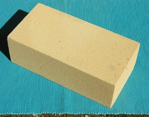Light weight insulating firebricks insulation.