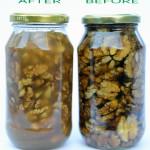 Walnuts in Honey