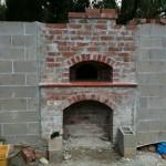Walls ready for mortar render.