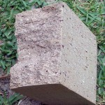 Midland solid clay brick instead of firebrick