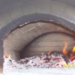 Greg built professional Masterly Tail oven firebrick chamber.