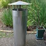stainless steel chimney flue