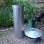 stainless steel flue for chimney