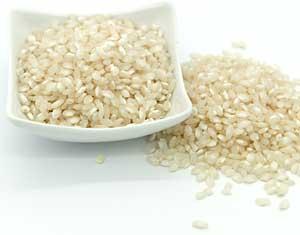 Arborio rice uncooked