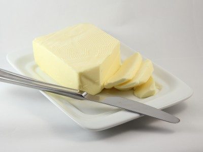 BUTTER,WITH SALT