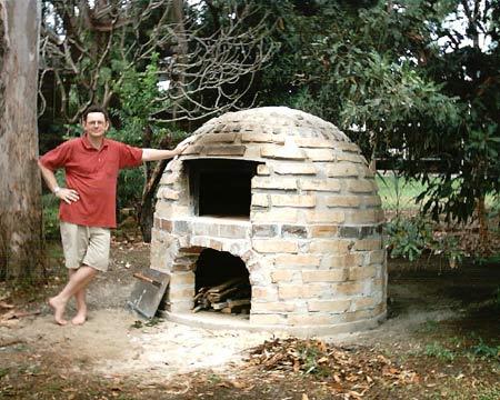 Backyard Hobby Behind House In Annerley Qld Australia