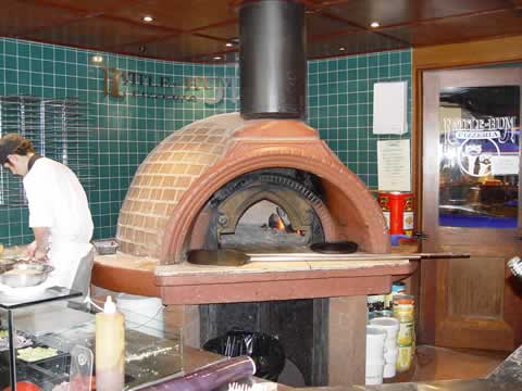 Picture of restaurant in Cairns Australia.