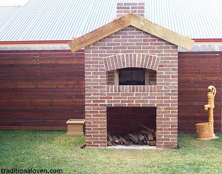 Alan Scott oven building.