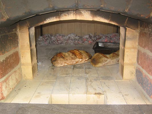 wood fired pizza oven by steve in perth western australia