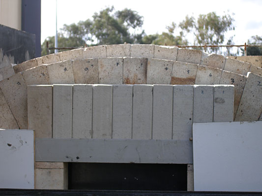 Pizza Oven In Carabooda Limestone From Perth Western