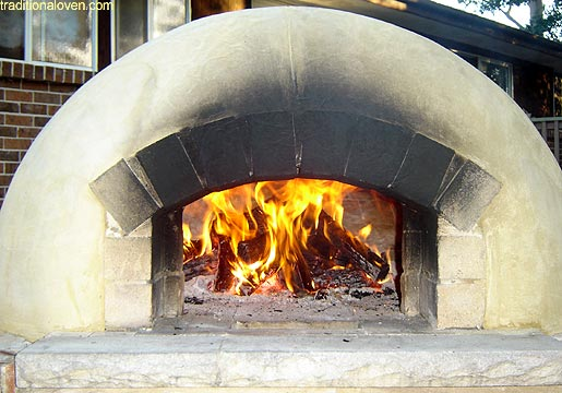 Pizza Oven Tuin : Garden cooking hobbies. using outdoors enclosed fires.