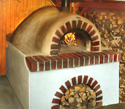 Little Bake House Quot Niclas Quot Pizza Bread Oven In Germany