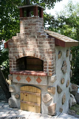 Oven Built By Donna From Lake Hopatcong Jefferson Nj