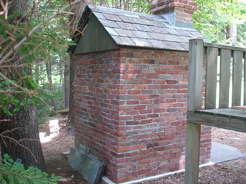 Reusing Salvaged Bricks Building Exterior Walls With