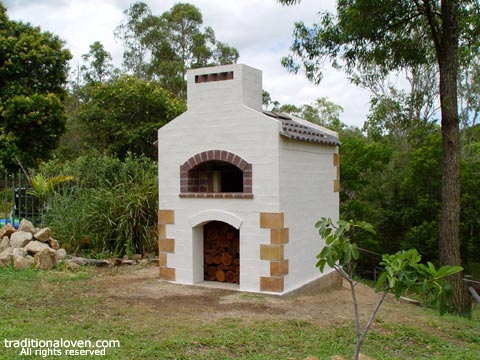 pizza wood ovens building plans information to make own home pizza