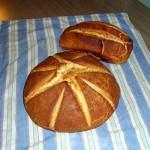 Baking bread how my grandma used to make it.