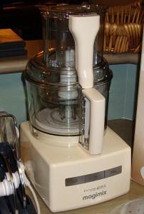 Magimix 4200XL food processor.