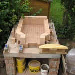 Pizza oven I built for my father.