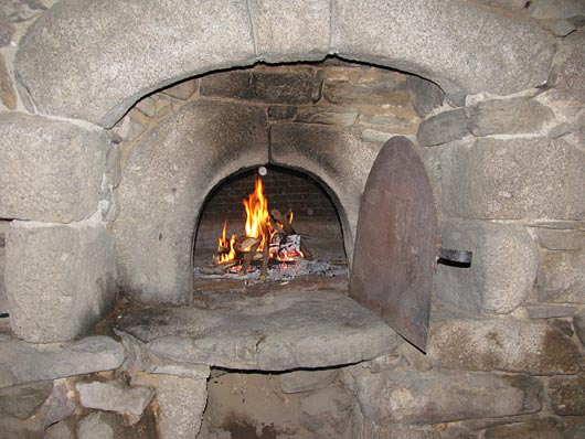 Four A Pain Stone Oven In France