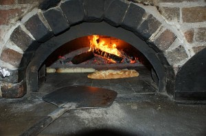 igloo restaurant size pizza oven