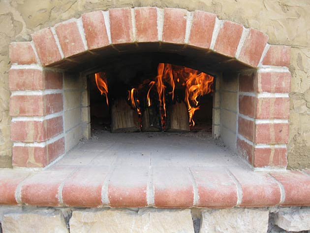 Pompeii Pizza Oven Project Great Decoration