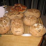 brotbacken - breads and pizzas we make in our oven at home