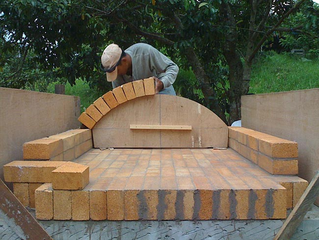 Woodwork Building A Brick Oven Pdf Plans