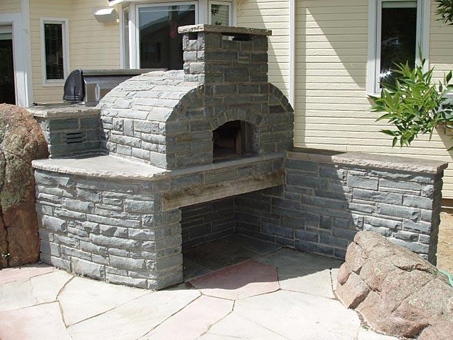 Outdoor stonecraft oven - Outdoor stone ovens ...