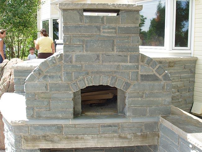 Outdoor Stonecraft Oven
