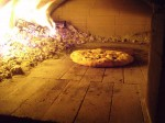 Pizzas cooked by world class pizza cook