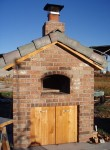 The wood burning oven MTo design
