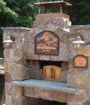 Pizza oven art project Forno Di Russo