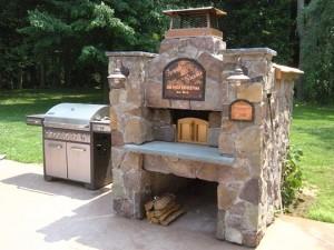 Forno Di Russo art pizza oven