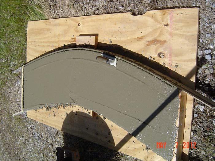 ... Concrete Garden Bench Diy_12 Image ...