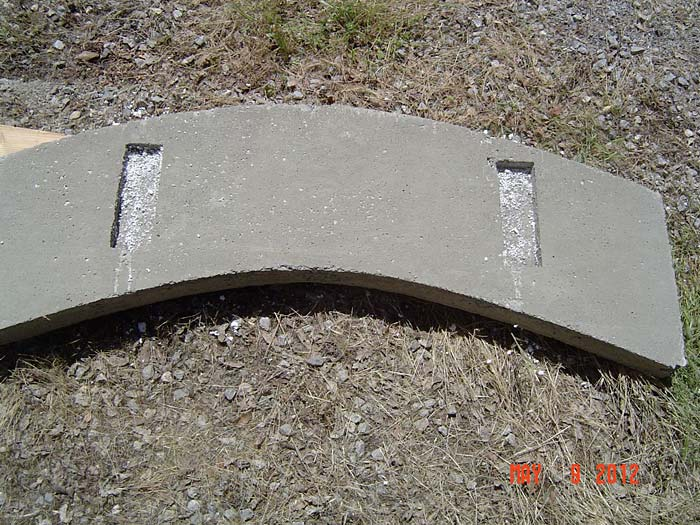 Concrete garden bench how to make