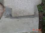 Garden concrete bench diy image 29