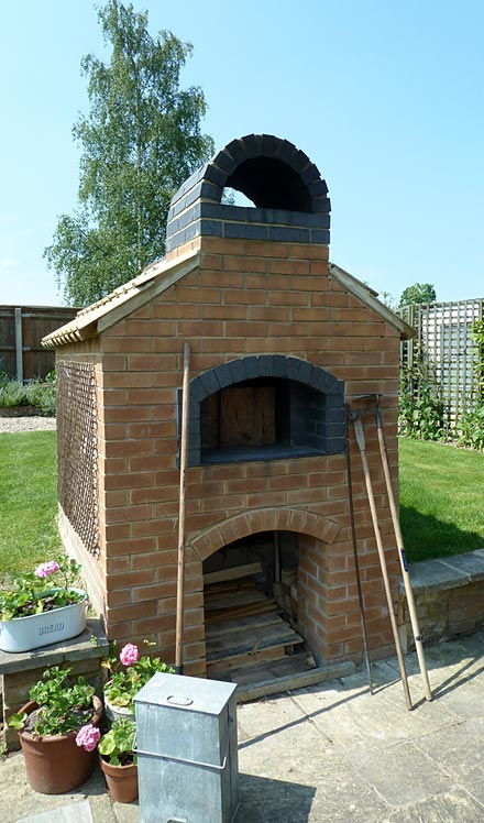 Oven in England