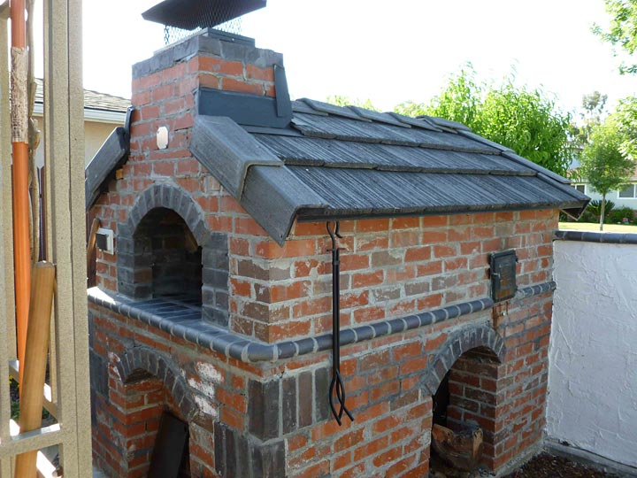 Charmant Traditional Oven