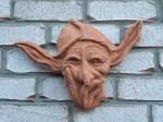 Clay thinking face