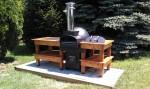 Tank head oven