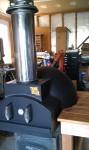 metal workshop - welded oven