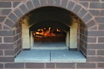 oven entrance