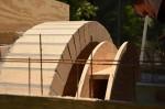 The first firebrick arch