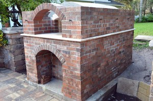 Yet another decorative brick arch