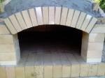 Entrance bricks