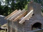 Making roof frame
