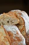Sourdough bread made