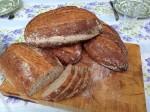 Sourdough breads already made